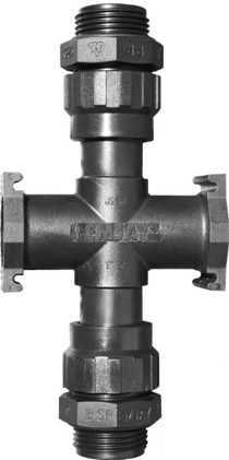 Manifold Crosspiece Union