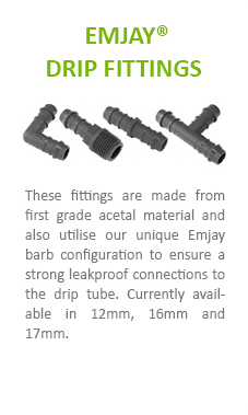 Emjay Drip Fittings