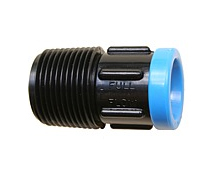 Full Flow Male Adapter